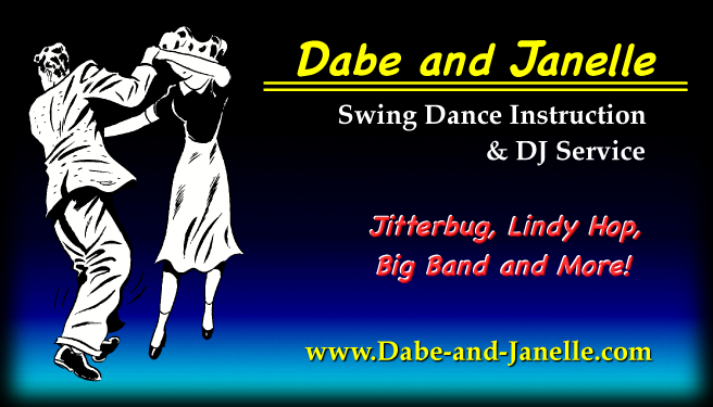 Dabe-and-Janelle.com Business Card